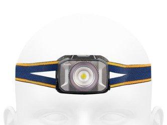 Fenix HL32R LED Stirnlampe in Grau